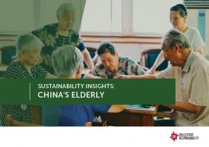 Elderly in China