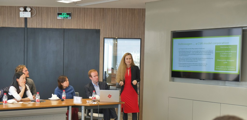 Harriet Gaywood, Group Account Director at Blue Focus