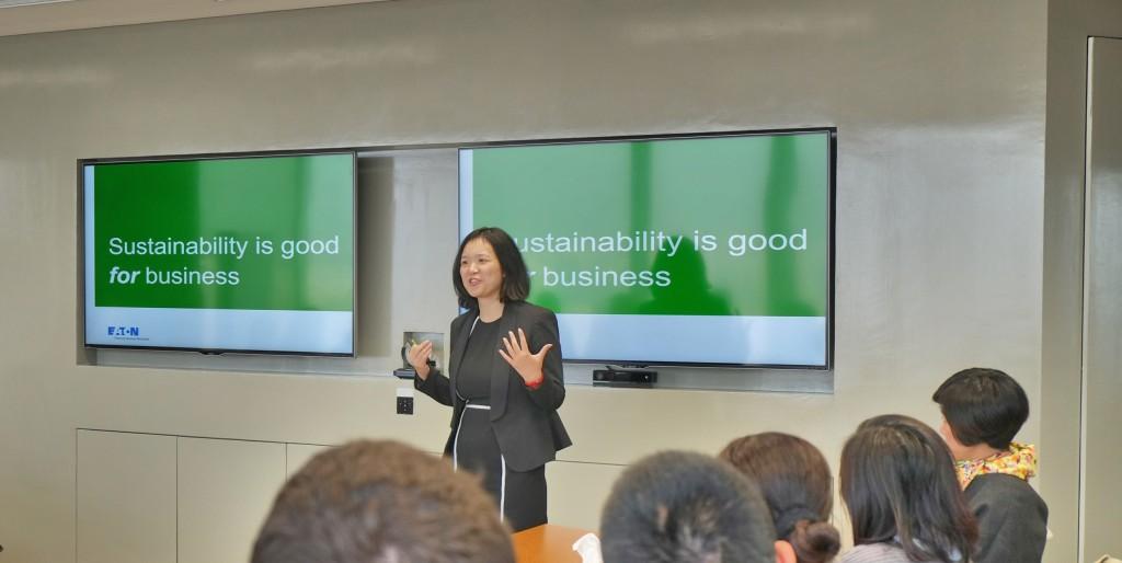 Vivian Xiao, APAC Communications Director, Eaton