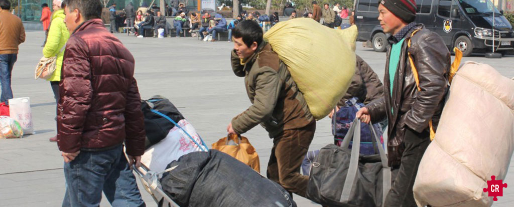 Migrants Return Home - Collective Responsibility
