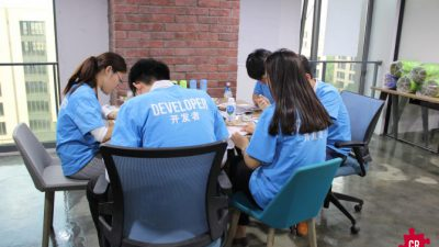 Students Bayer Hackathon Allergies - Collective Responsibility