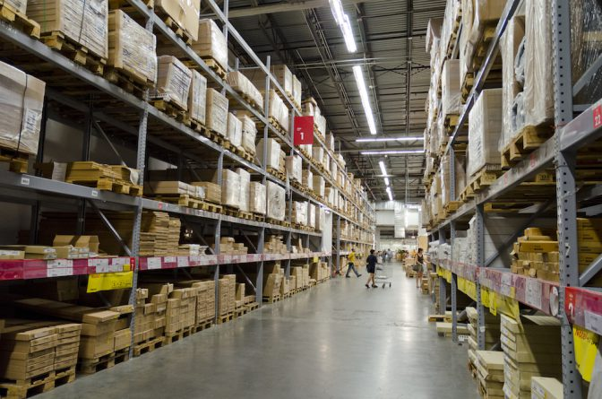Ikea Warehouse - Collective Responsibility
