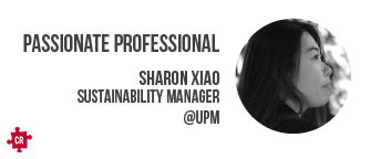 Sharon Xiao - Sustainability Ambassador Archetypes - Collective Responsibility