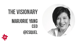Marjorie Yang - Sustainability Ambassador Archetypes - Collective Responsibility