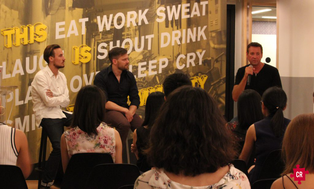 We Work Event Pic - Collective Responsibility