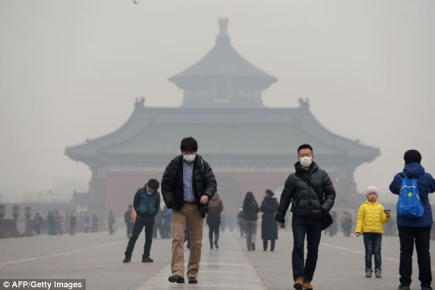 Accountability and China's Air Pollution - Collective Responsibility
