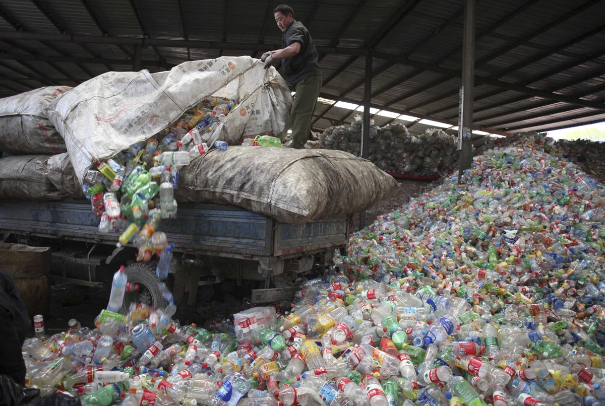 China's Plastic Waste Consumption, a Growing Pile - Collective Responsibility