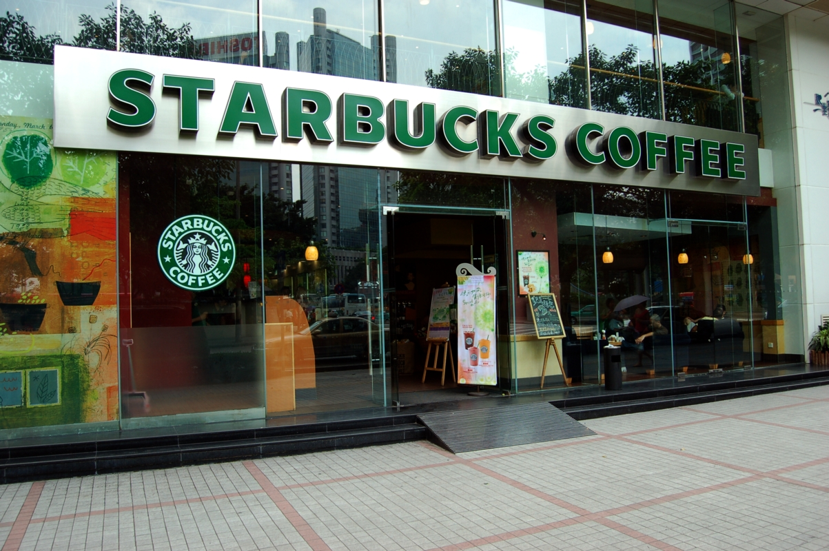 Starbucks Guangzhou Plastic Waste Tupperware Challenge - Collective Responsibility