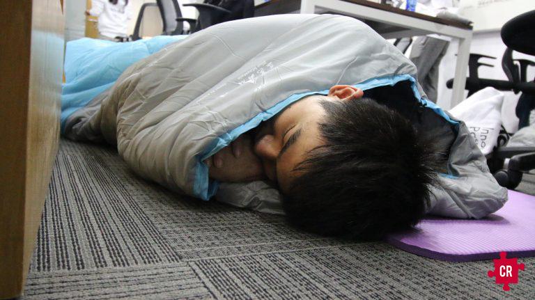 Students Sleep Kohler Hackathon - Collective Responsibility