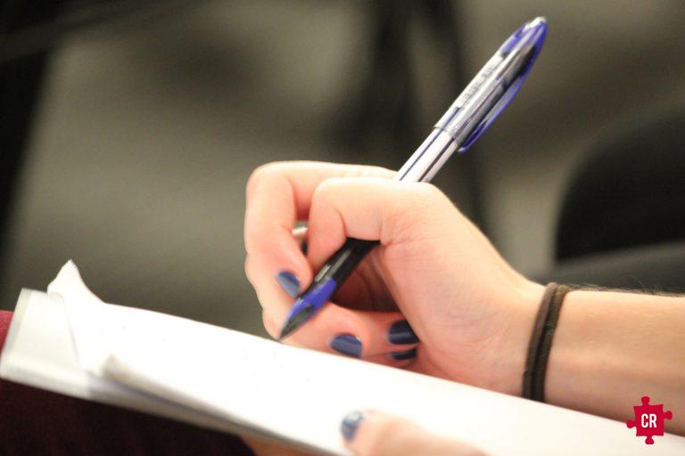 Hand Notes Kohler Hackathon - Collective Responsibility