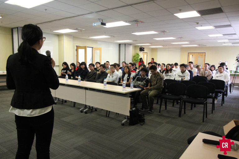 Mandy Li Keynote Kohler Hackathon - Collective Responsibility