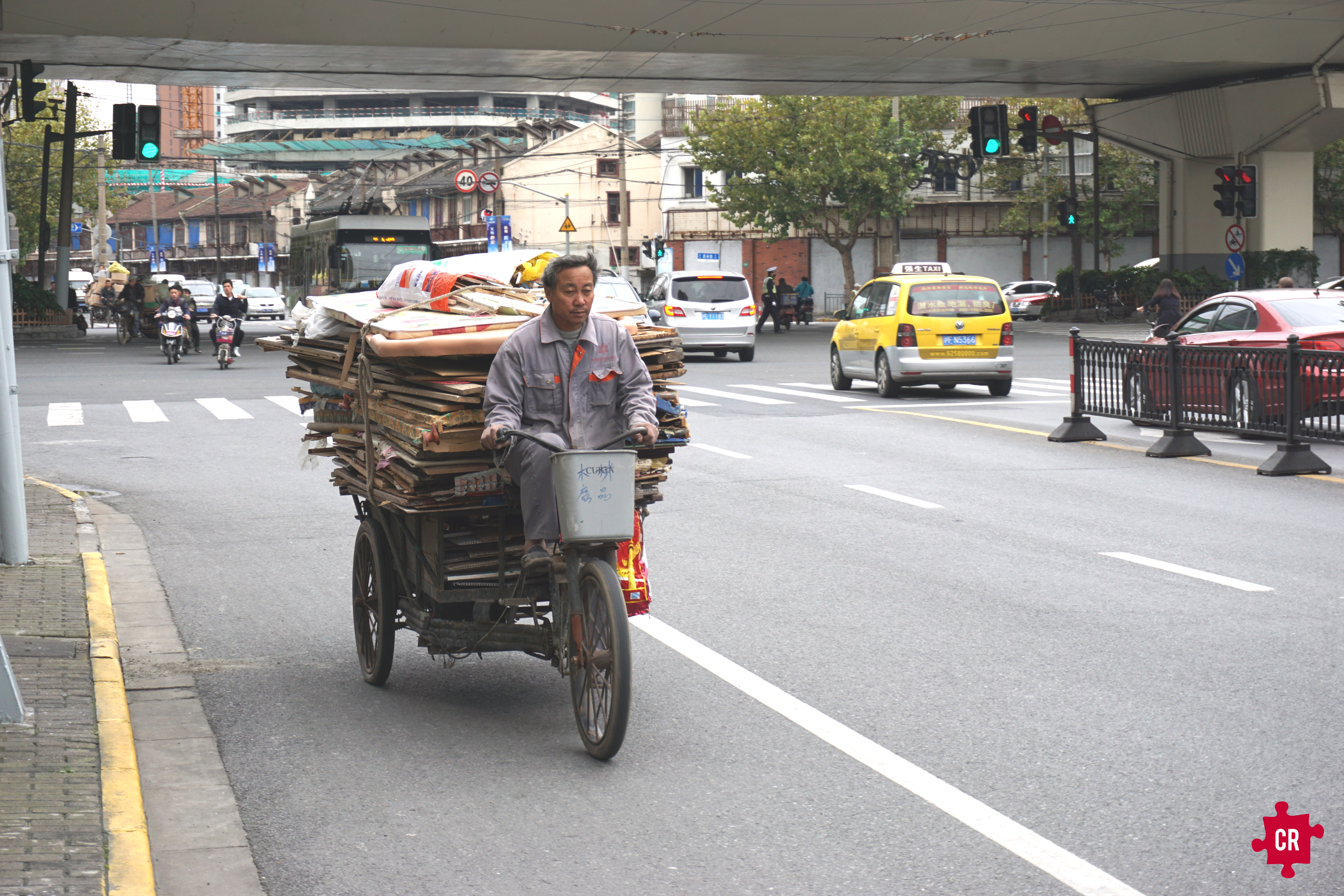 Informal System Tricycle - Collective Responsibility