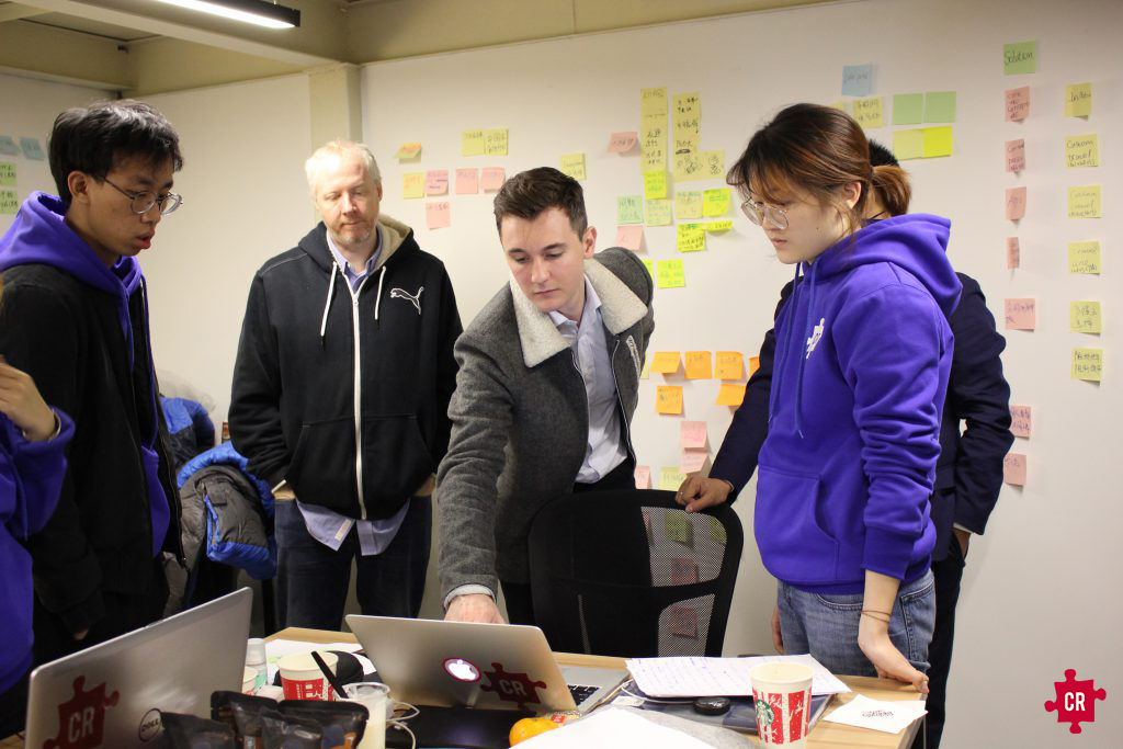 JLR Hackathon Car Sharing - Collective Responsibility