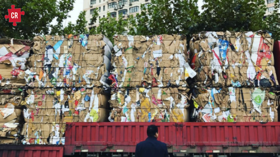 Waste Paper Cardboard - Collective Responsibility