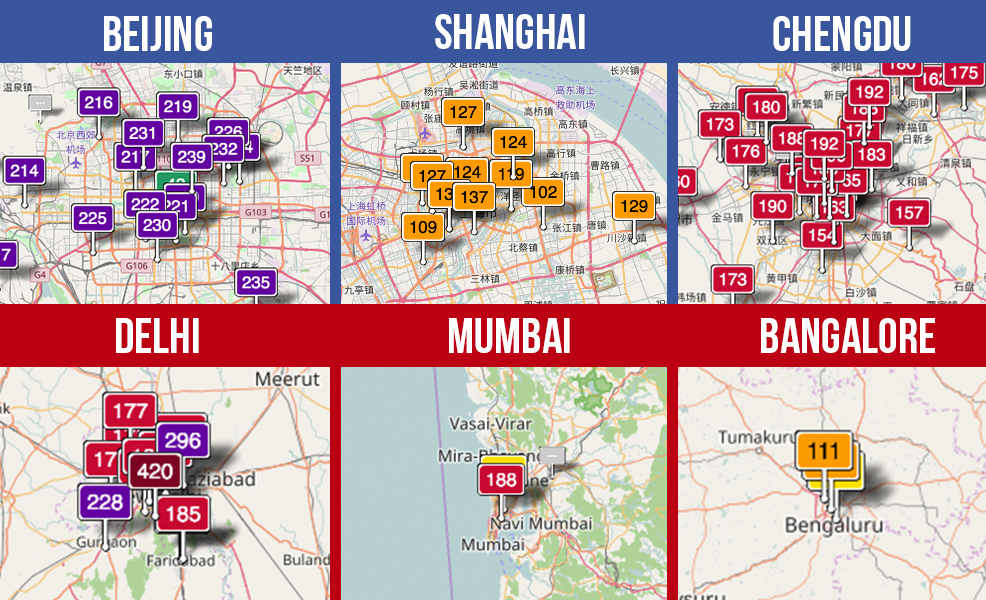 China India Pollution - Collective Responsibility
