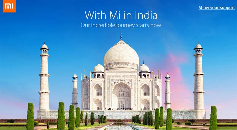 Xiaomi China India - Collective Responsibility