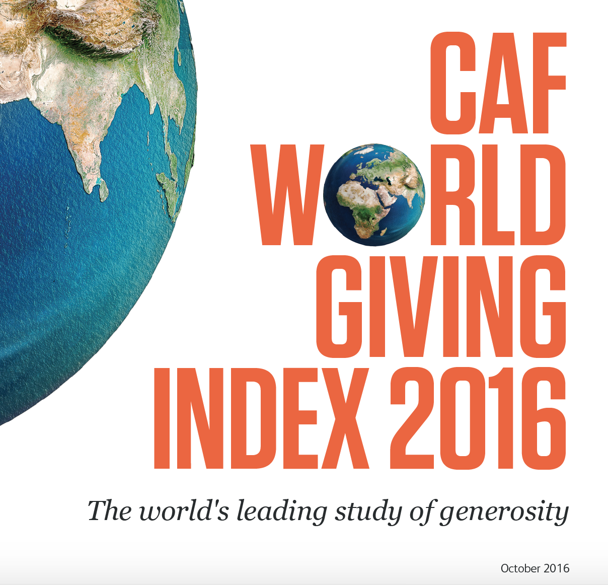 CAF Index Generosity - Collective Responsibiltiy