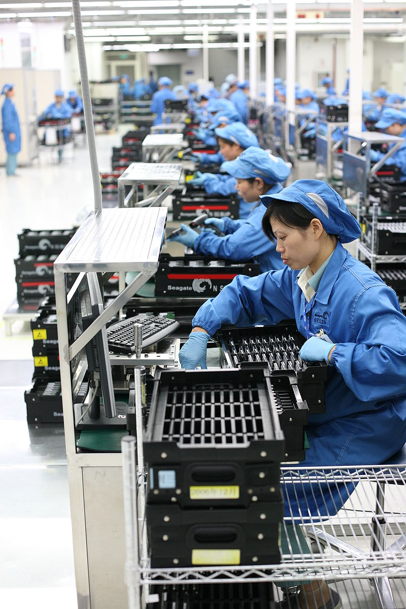 Factory Automation Manufacturing - Collective Responsibility