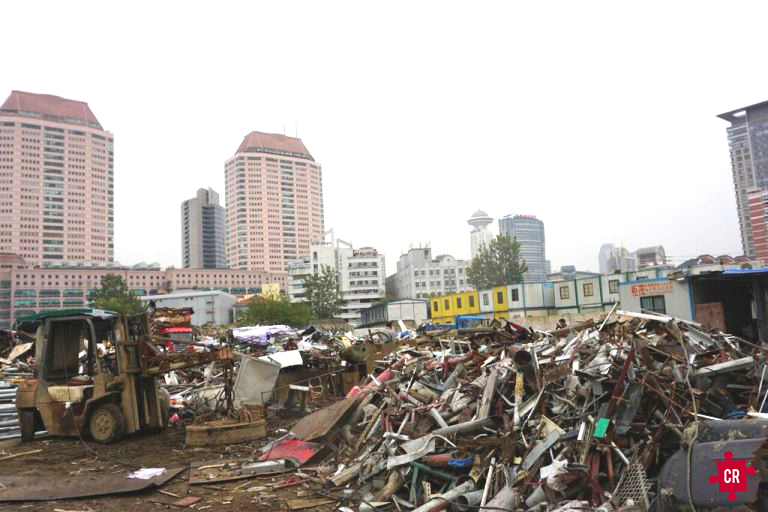 Wuxi Informal Collection Center - Collective Responsibility