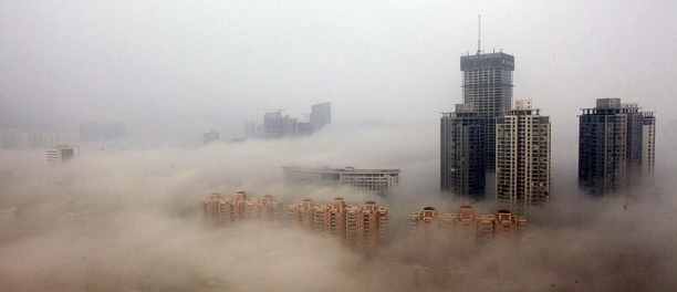 London China Airpocalypse Smog Action - Collective Responsibility