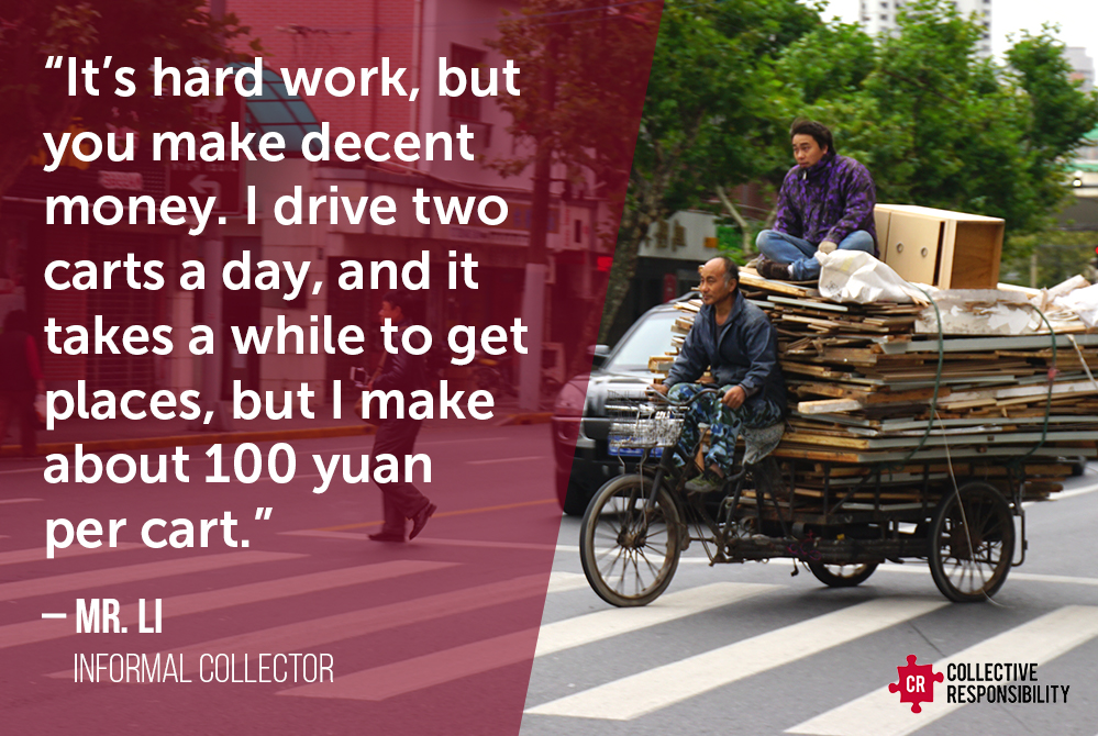 Waste Collection Quote Value - Collective Responsibility