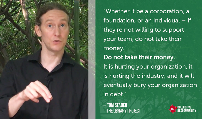 Tom Stader E4G Quote - Collective Responsibility