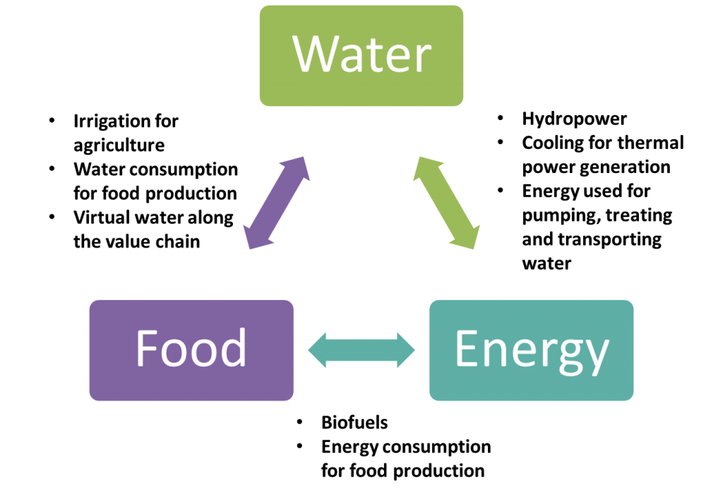 food-water-energy nexus