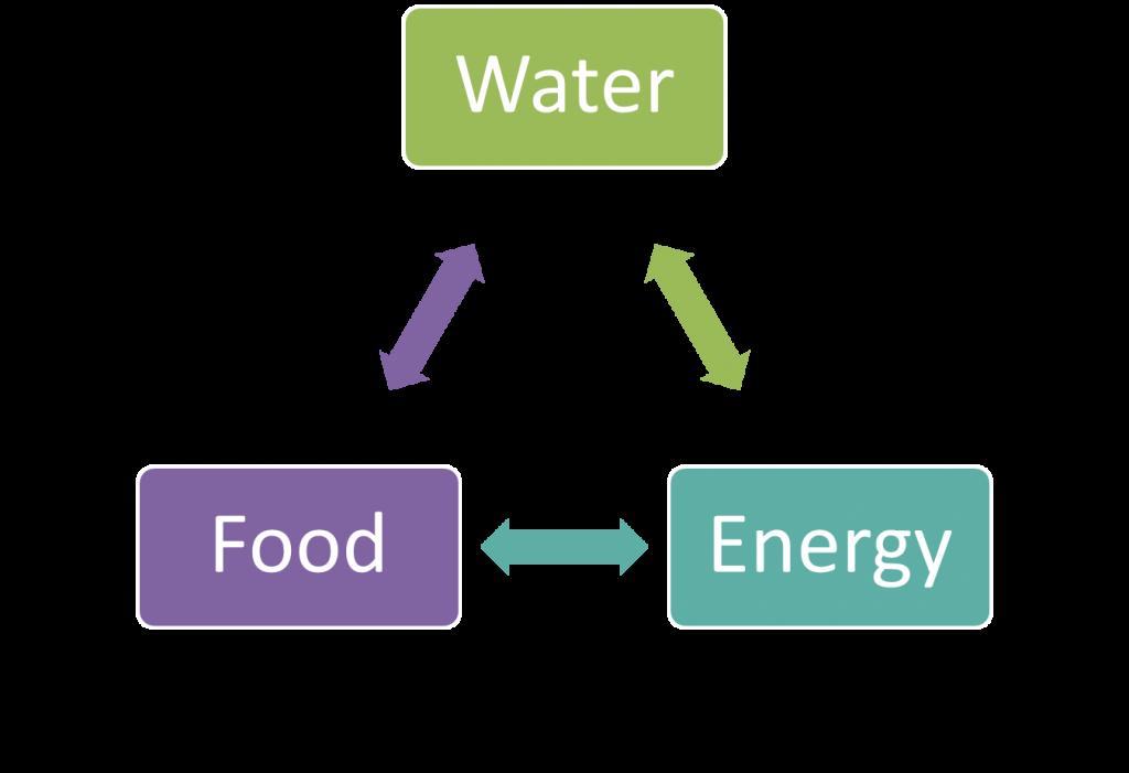 food-water-energy nexus