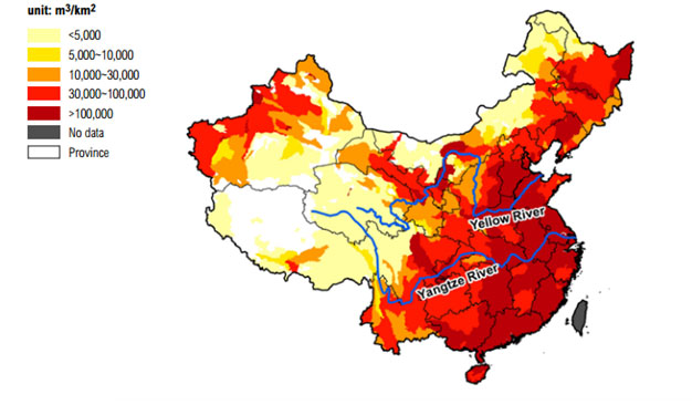 China Water Risk